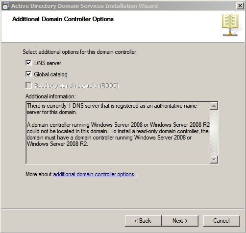 Migrate Small Business Server 2003 to Exchange 2010 and Windows 2008 R2 (4/6)