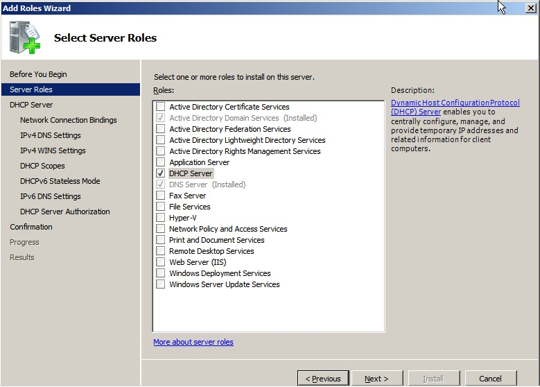 Migrate Small Business Server 2003 to Exchange 2010 and Windows 2008 R2 (5/6)