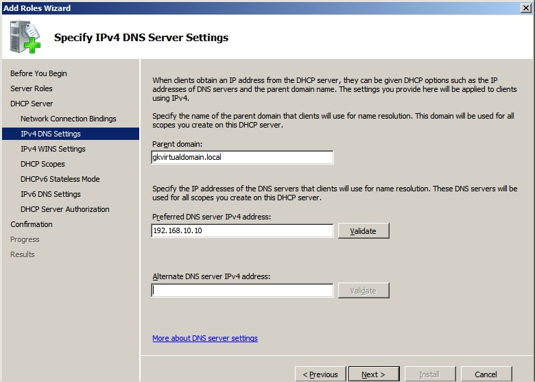 Migrate Small Business Server 2003 to Exchange 2010 and Windows 2008 R2 (6/6)