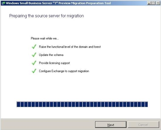 Migrate Small Business Server 2003 to Small Business Server 2011 ( SBS 2011 migration guide ) (4/6)