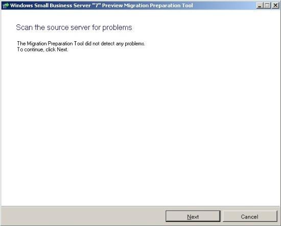 Migrate Small Business Server 2003 to Small Business Server 2011 ( SBS 2011 migration guide ) (6/6)